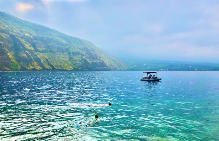 15 Things to Do on the Big Island | Kealakekua Bay