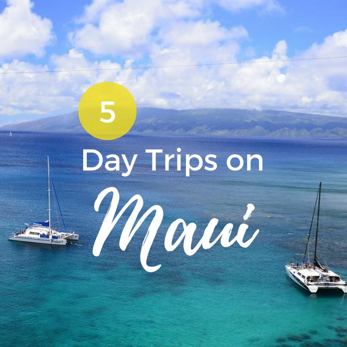 5 Maui Day Trips