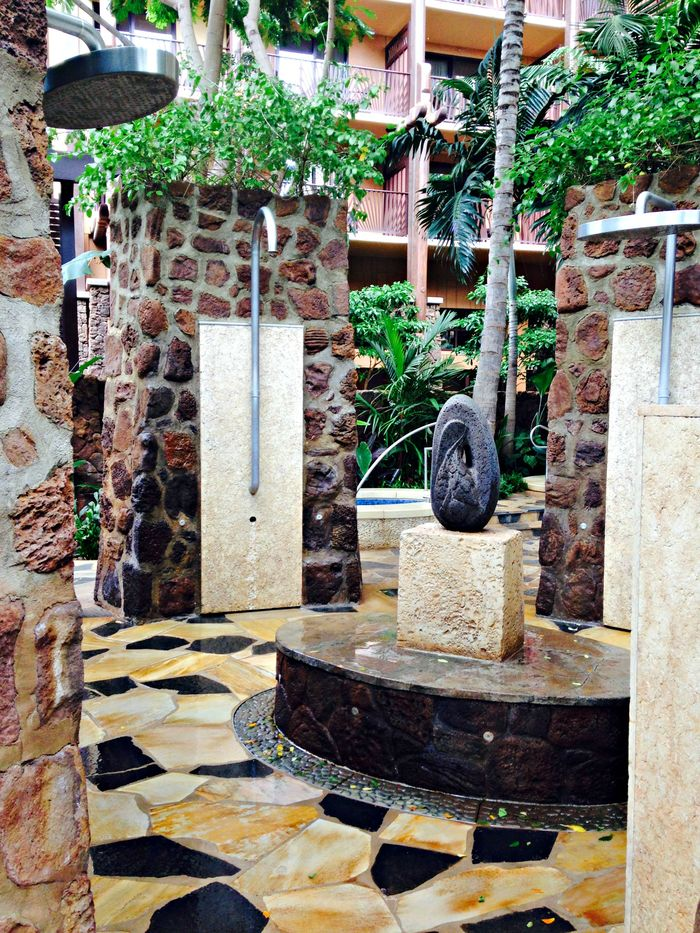 Laniwai Spa, Disney's Aulani Resort, Oahu