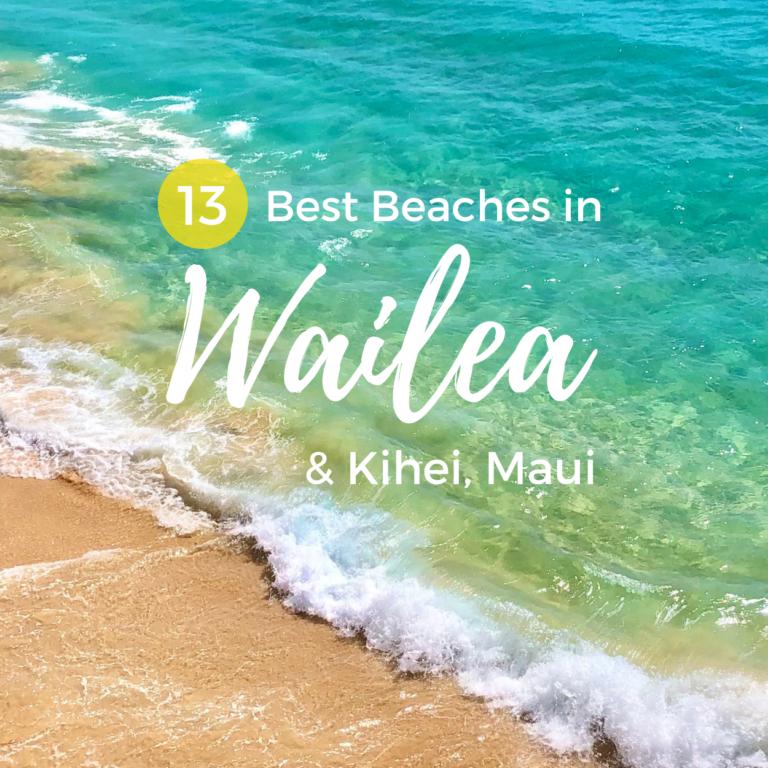 13 Best Beaches in Wailea & Kihei