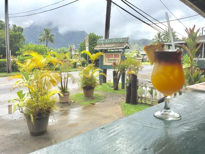 Tahiti Nui's on Kauai