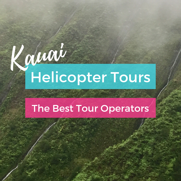 Kauai Helicopter Tours: Who Is the Best Company?