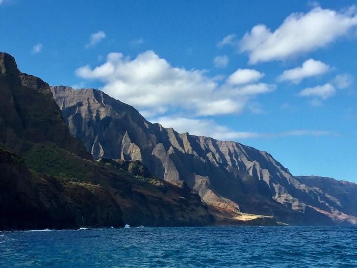Kauai's Napali Coast