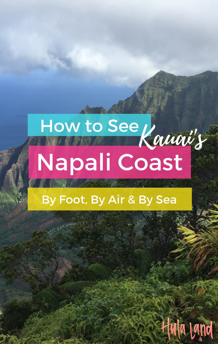 How To See The Napali Coast Hulaland