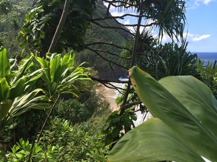 Hiking Kauai's Kalalau Trail