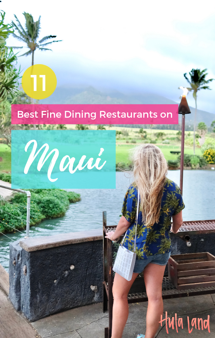 11 Best Fine Dining Restaurants On Maui Hulaland