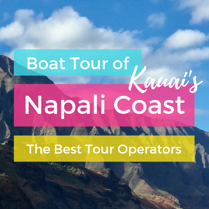 Napali Coast Boat Tours Kauai