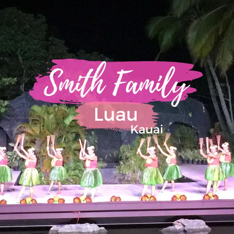 Smith Family Luau & Fern Grotto Review, Kauai