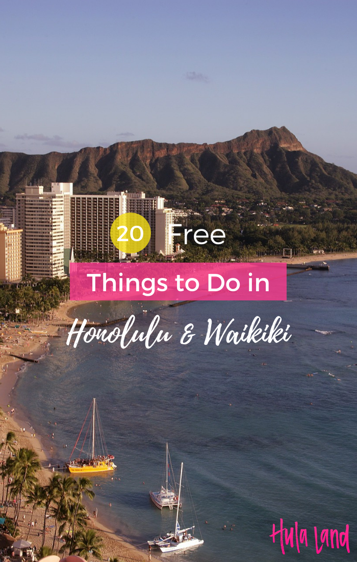 Free Things to Do in Waikiki & Honolulu