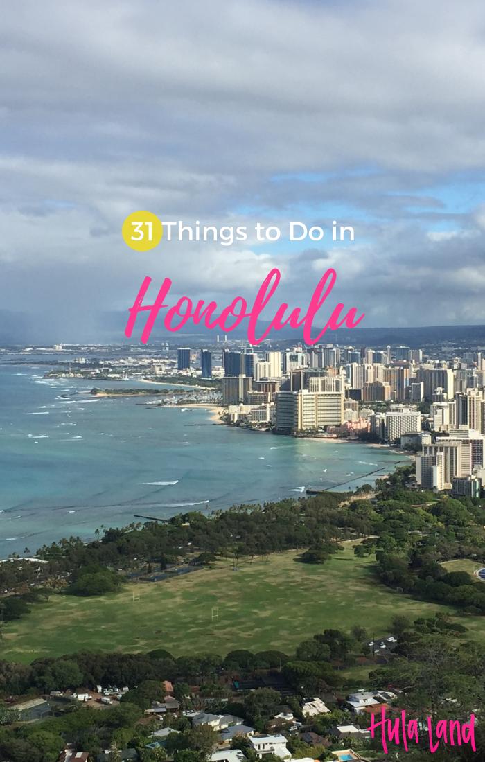 Things to Do in Waikiki & Honolulu
