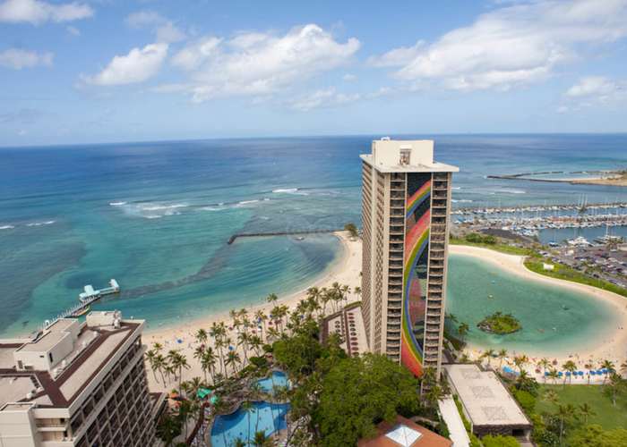 Directly On Waikiki Beach No Trip To Is Complete Until You Ve Sipped A Mai Tai The Lanai Here Click Check Rates And Availability