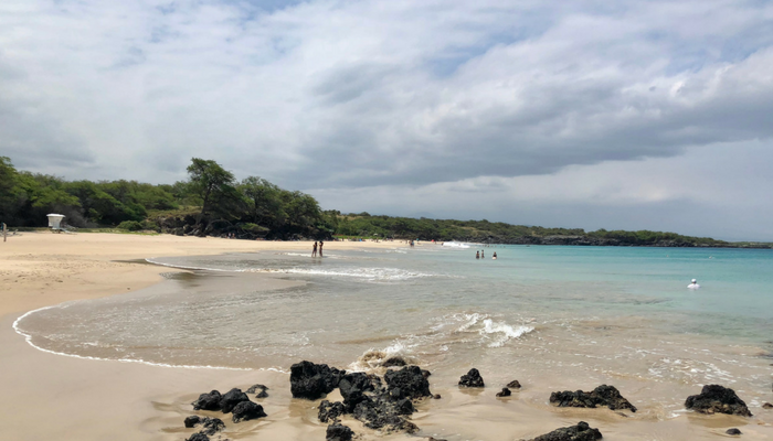 15 Things to Do on the Big Island | Hapuna Beach