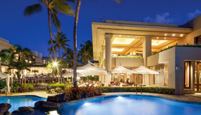 Maui honeymoon resorts