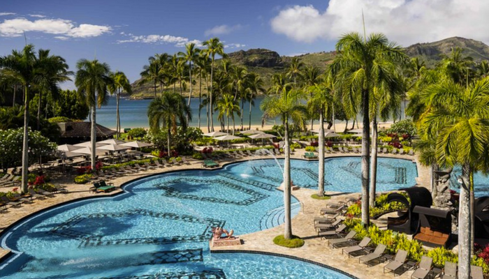 Kauai honeymoon resorts