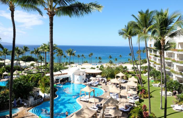 Best Hotels in Maui: Fairmont Kea Lani