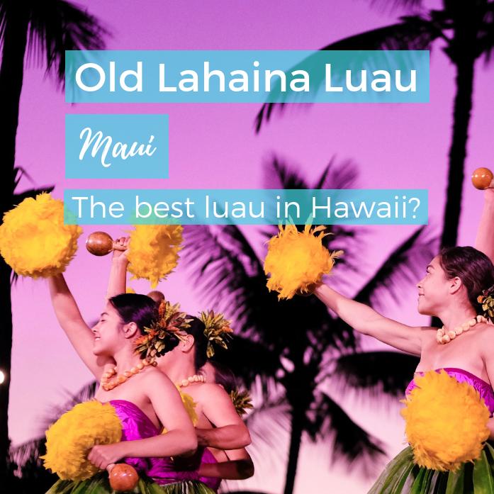 Old Lahaina Luau, Maui