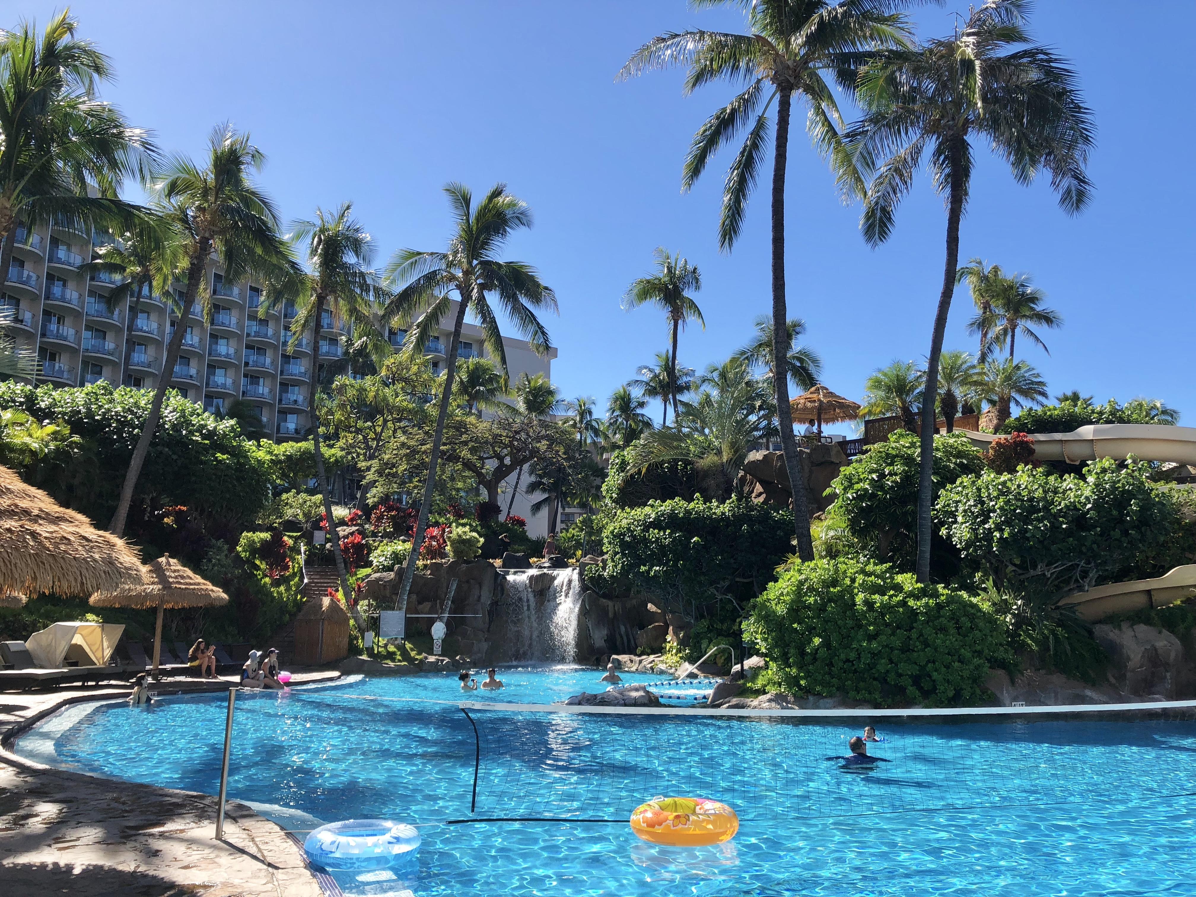 Where to Stay on Maui: Ka'anapali Westin