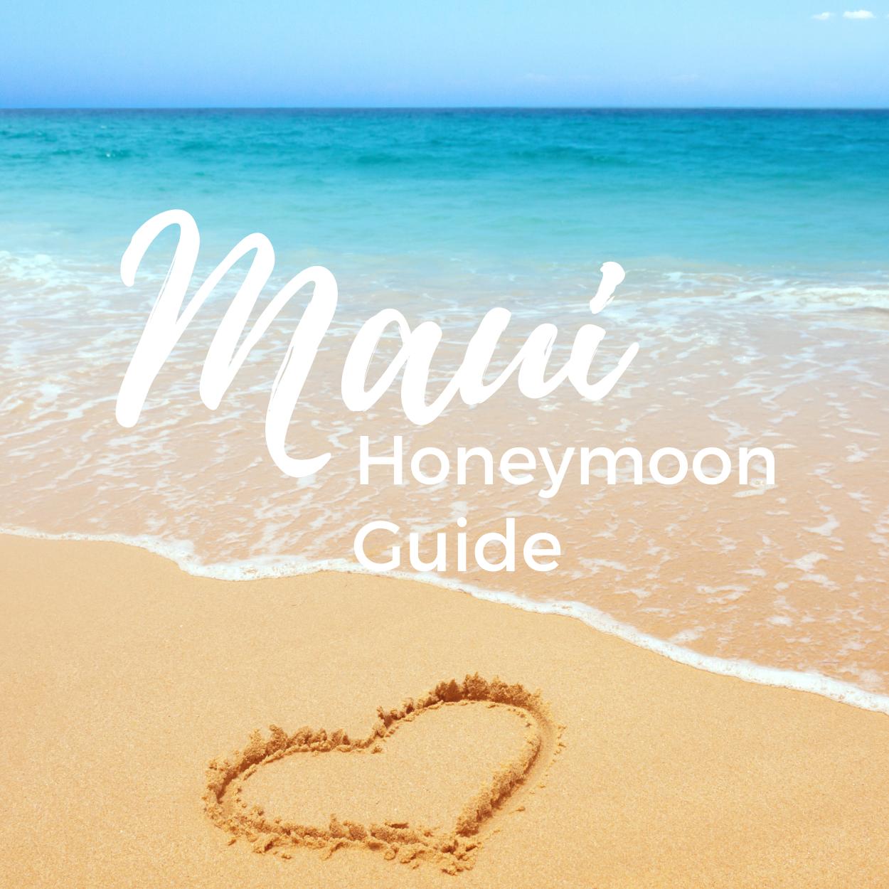 15 Things to Do on a Maui Honeymoon