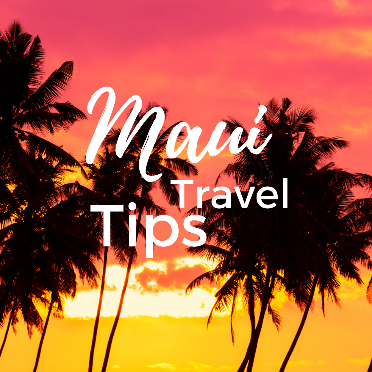 Maui Travel Tips: What to Know Before Traveling to Maui?