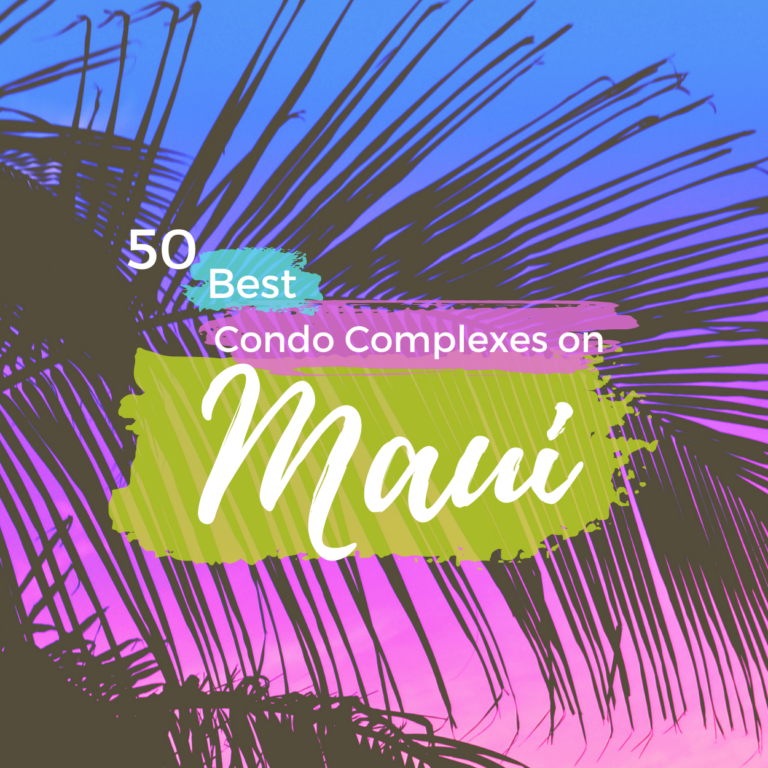 Best Maui Vacation Rentals & Condos (MANY