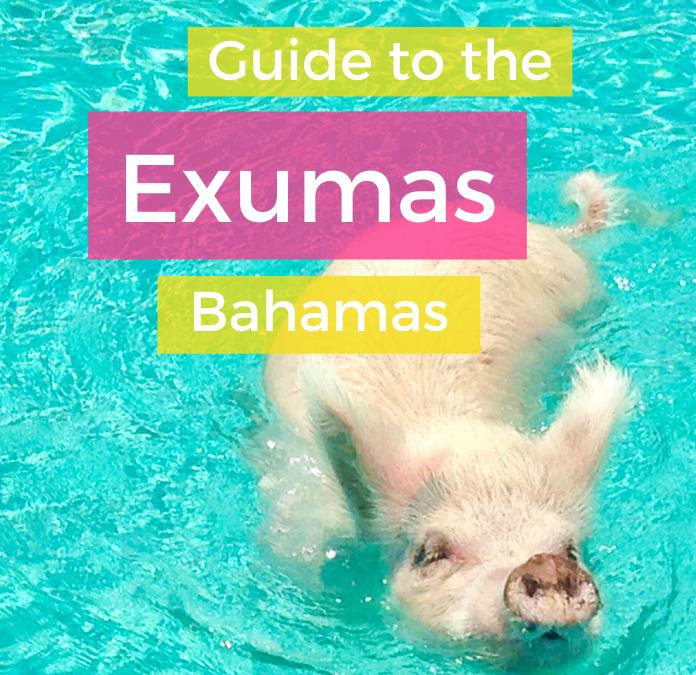 Guide to the Exumas, Bahamas