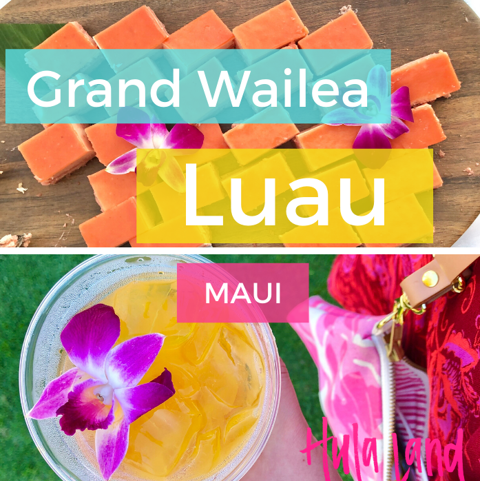 Grand Wailea Luau, Maui