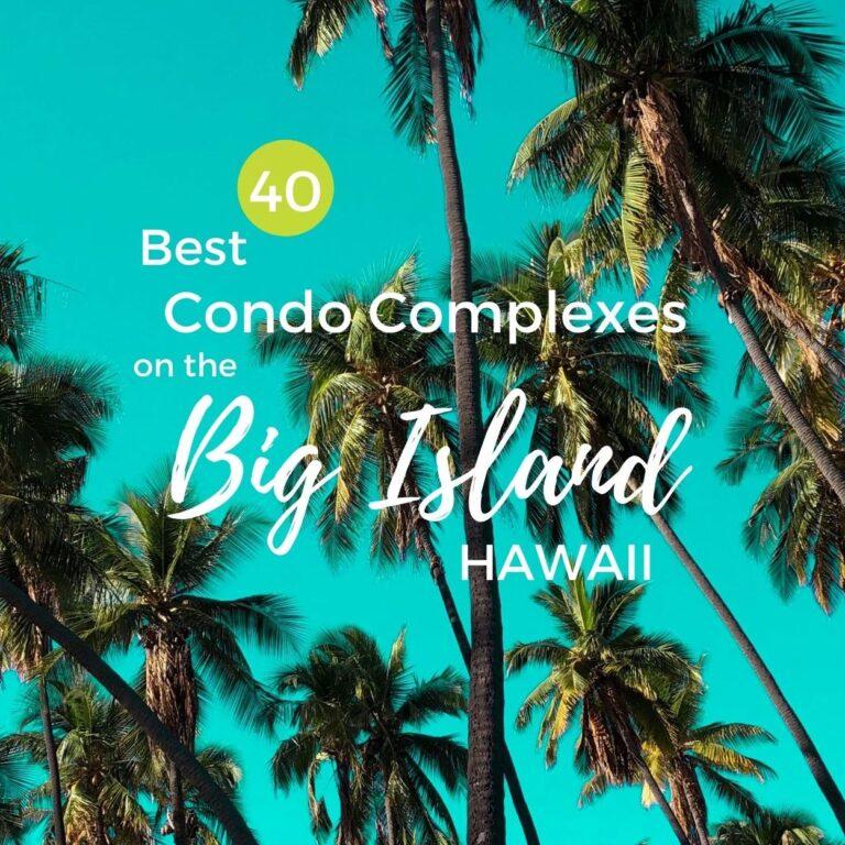 Best Big Island Vacation Rentals & Condos (MANY