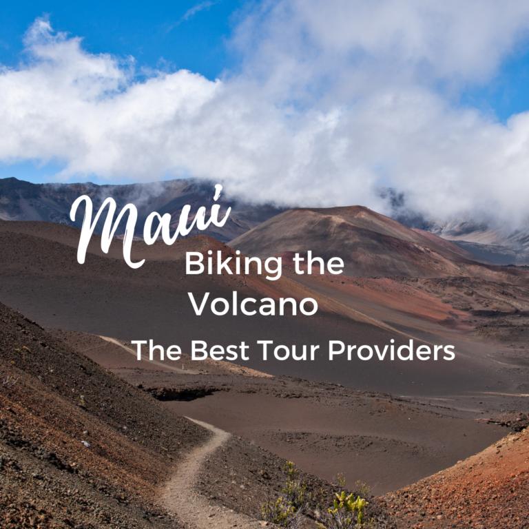 Haleakala Downhill Bike Ride: The Best Tours