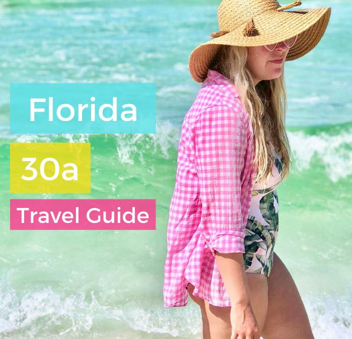 Florida 30a Travel Guide