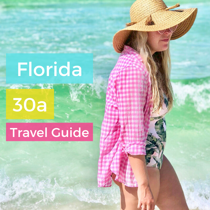 Florida 30a Travel Guide