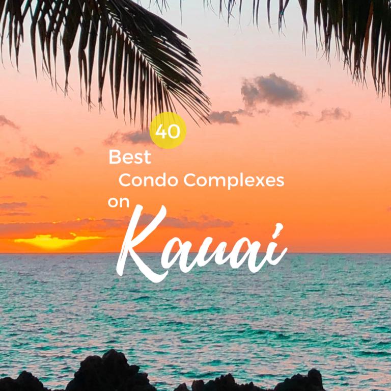 Best Kauai Vacation Rentals & Condos (MANY