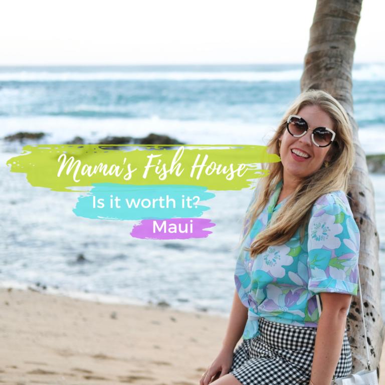 Mama's Fish House: Is It Worth It?