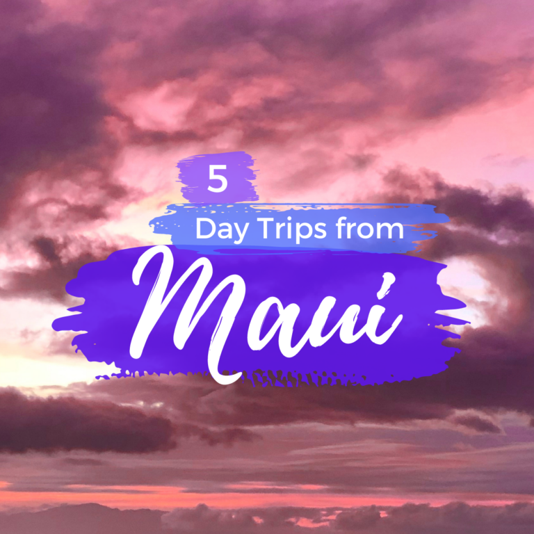 5 Day Trips from Maui