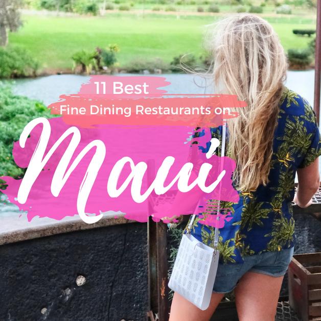 11 Best Fine Dining Restaurants on Maui