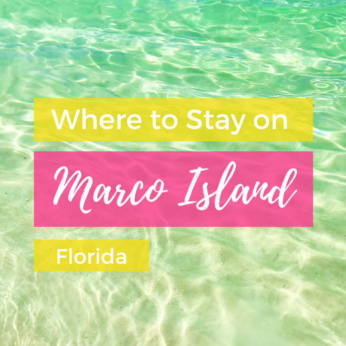 Where to Stay on Marco Island, Florida