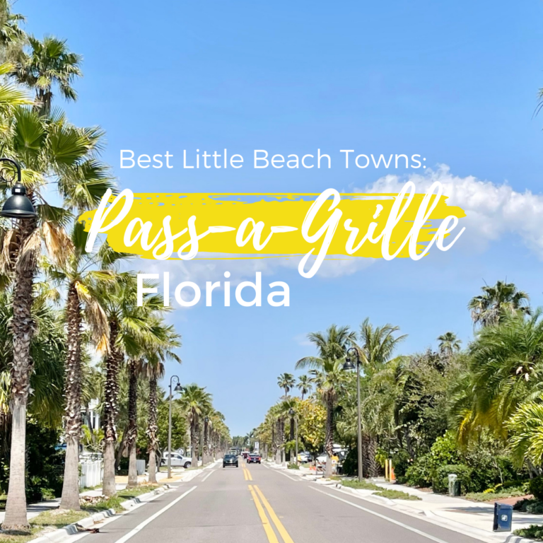 Pass-a-Grille, Florida: Best Little Beach Towns
