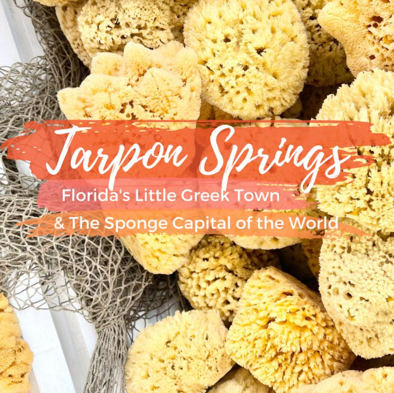 Tarpon Springs: Florida's Little Greek Town