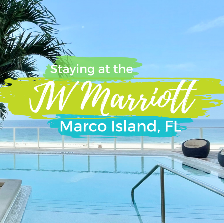 JW Marriott Marco Island Review