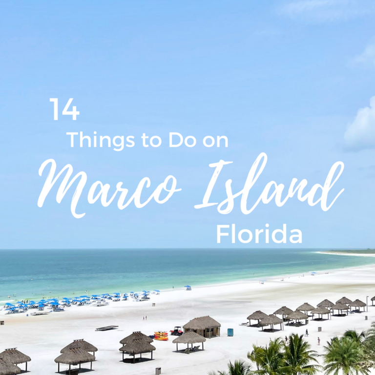 14 Things to Do on Marco Island