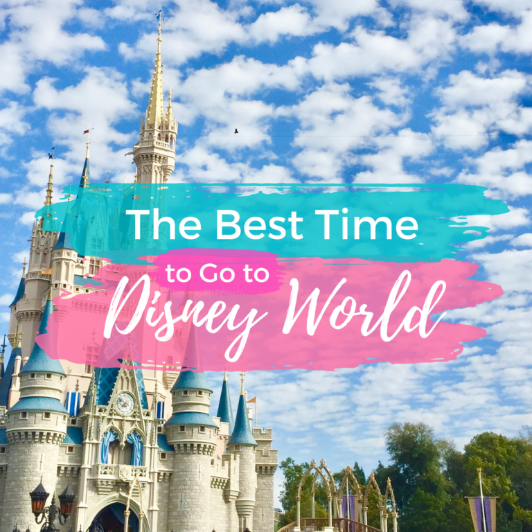 Best Time of Year to Go to Disney World