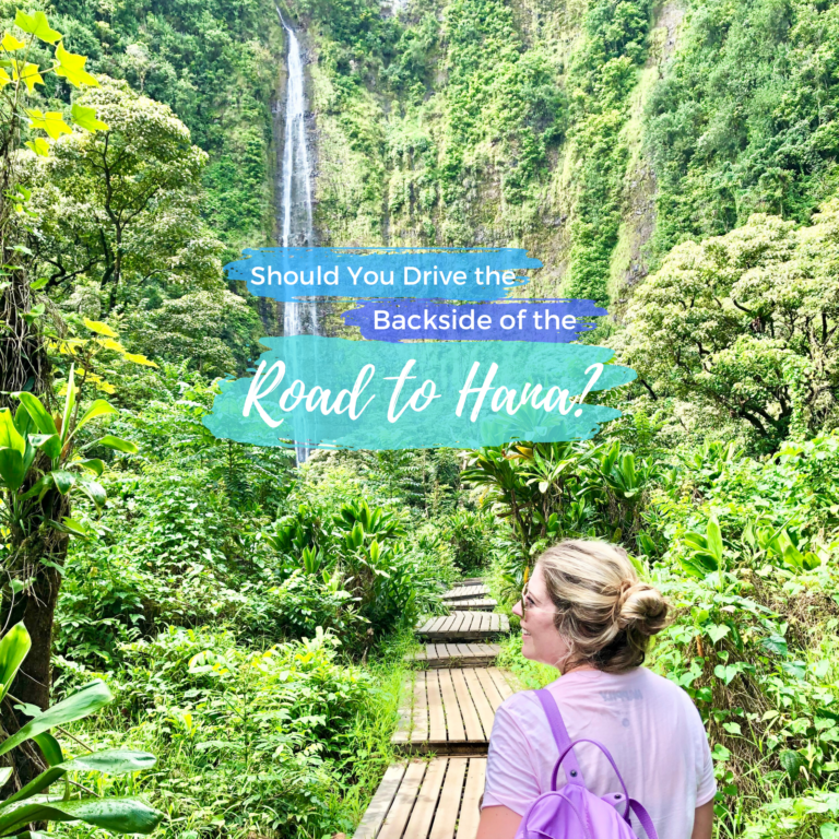 Should You Drive the Backside of the Road to Hana?