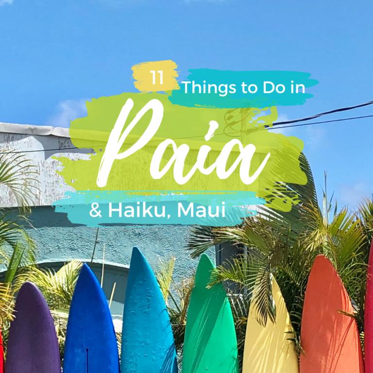 Things to Do in Paia & Haiku, Maui